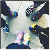 Rock Your Socks on March 21 for World Down Syndrome Day