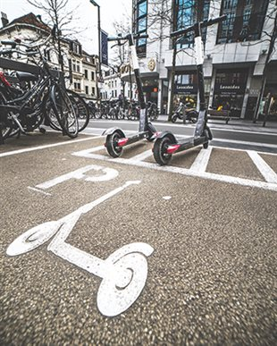 City of Winnemucca explores electric scooter sharing
