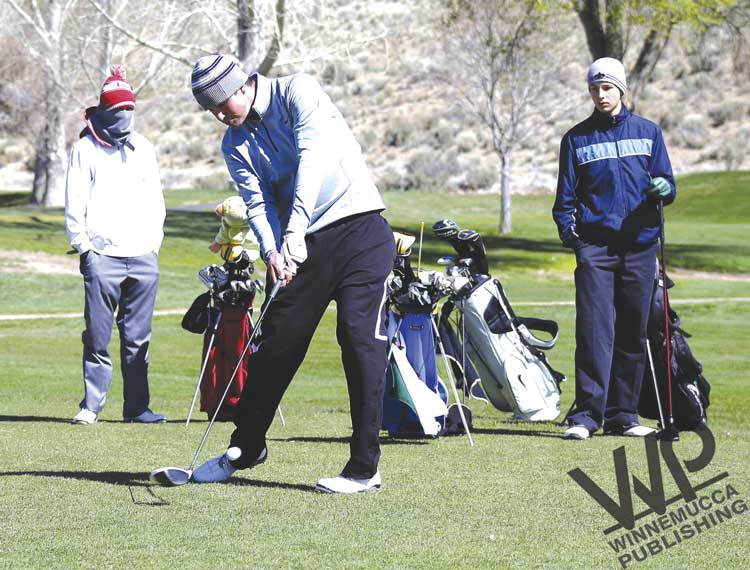 Lowry golfers finish in middle of the pack at Elko, Spring Creek