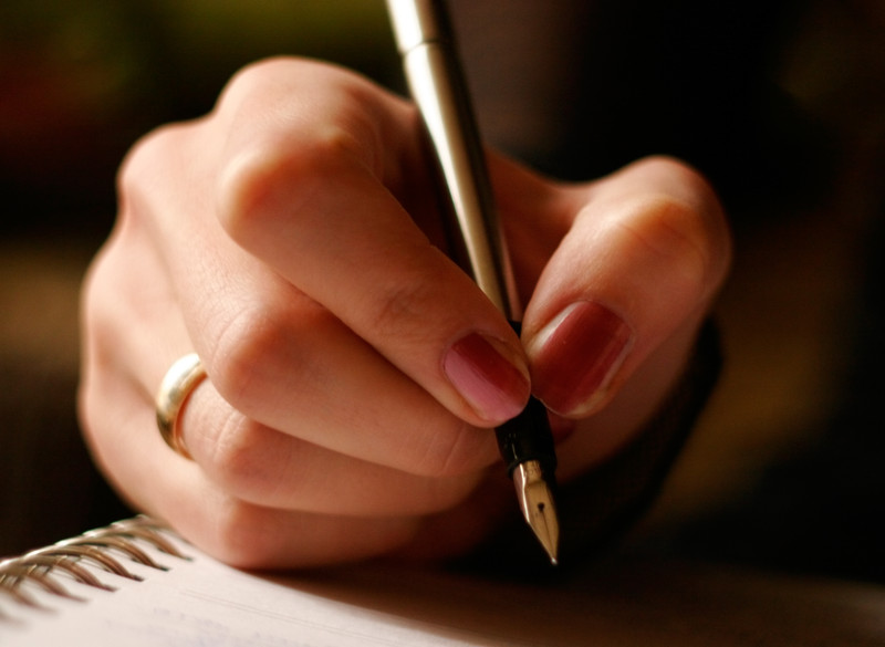 Just Write! It's the surest way to pass on our memories