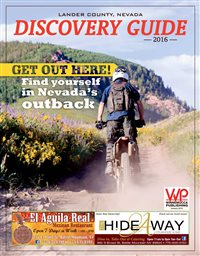 Lander County Discovery Guide