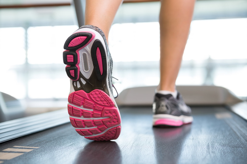 Los Angeles-based trainers Jeanette Jenkins and Massy Arias offer the following tips for getting out of the treadmill rut. Vary the speed and incline, add arm weights and use the treadmill when it's not running for circuit training moves.