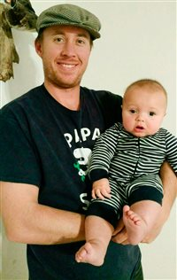 Ducks Unlimited gives a little more help for baby Liam
