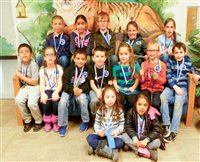 Sonoma Heights January Tigers of the Month