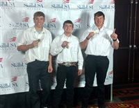 BM students receive gold medals at Skills USA