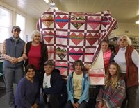 "McDermitt quilters undertake ""labor of love"""