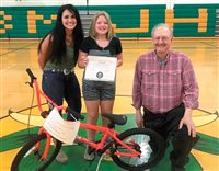 Perfect attendance program encourages Battle Mountain students to go to school