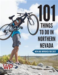 101 Things to do in Northern Nevada 2017